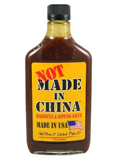 Not Made in China BBQ Sauce