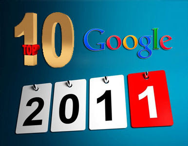 Pesquisas mais populares de 2011 na internet
