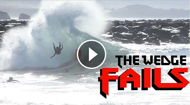 The Wedge Wipeout Fail Compilation 2015