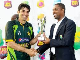 Pakistan won the final match of Digicel series by 6 wickets against West Indies.