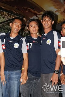 Fachrudin,JR, dan Ridhuan