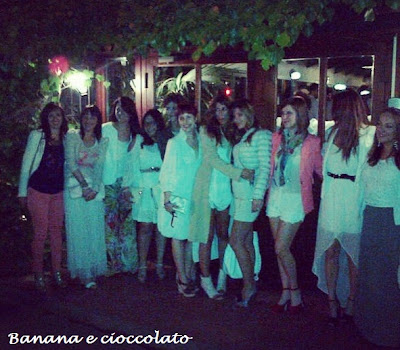 Fashion bloggers night, capannina