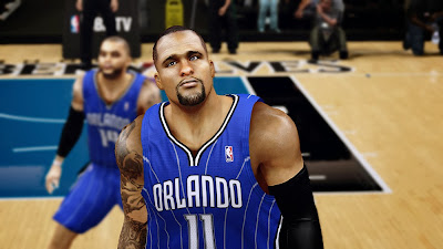 Realistic 2K Face Patch