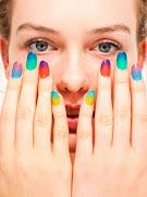 Hola mis amores mas diseños de uñas esta vez con colores hermosos espero les . uã±as turquesa rosa