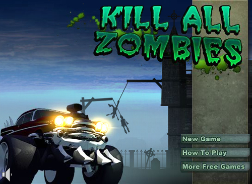 free online games kill all zombies