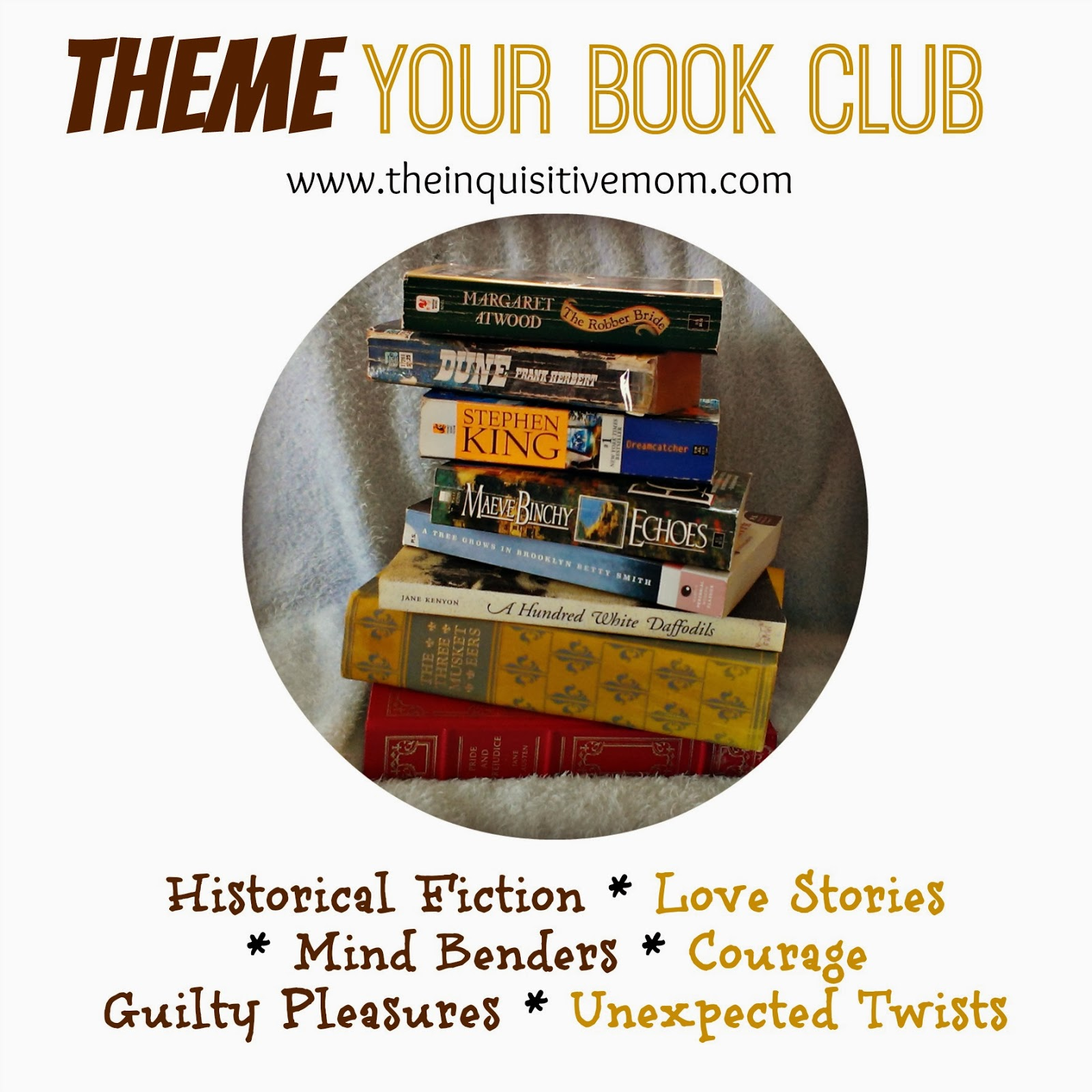 Theme Your Book Club