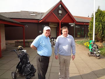GERRY AND JIM THE HOLDERS OF 6 SPOONS BETWEEN THEM