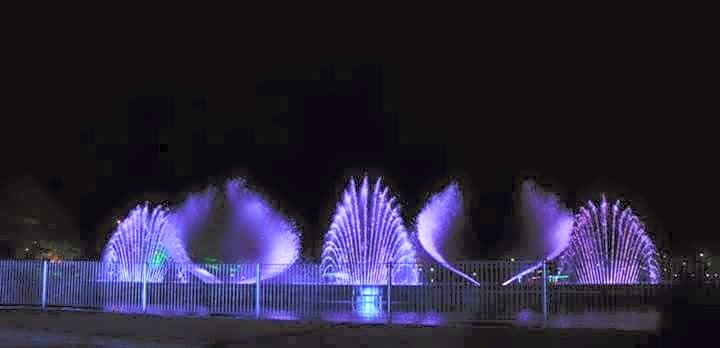 Musical Fountain 2015