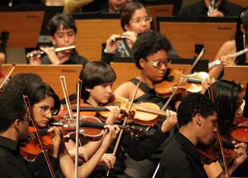 Projeto Orquestra