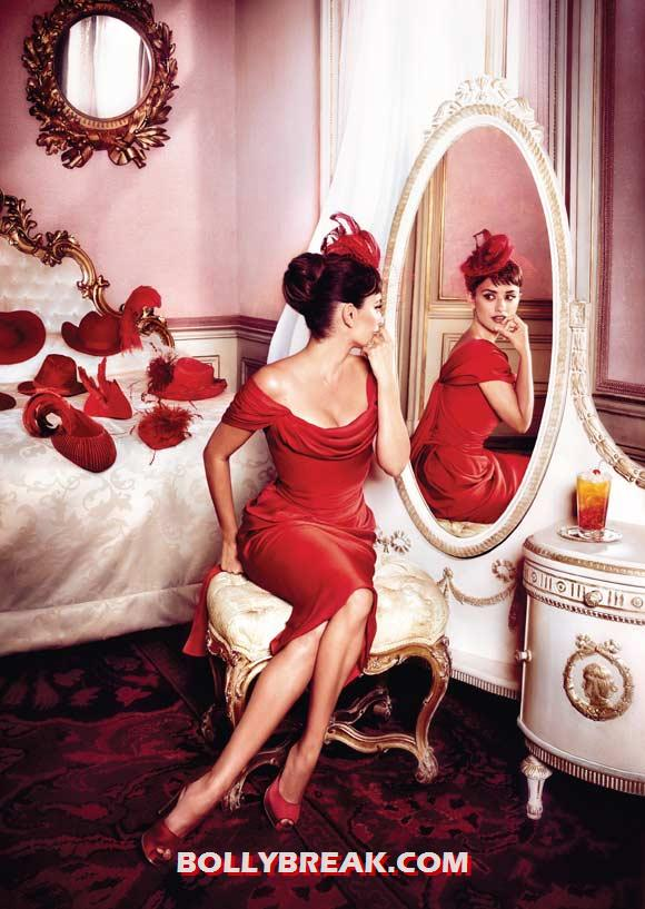 Penelope Cruz for Campari - (7) - Penelope Cruz sexy Campari Calendar