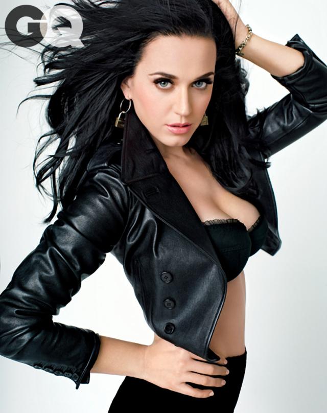 Katy Perry en portada de GQ Magazine febrero 2014