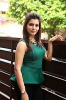 Actress Samantha Latest Pictures in Tight Jeans at Attarintiki Daredi Movie Interview 0007.JPG