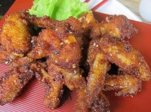 Ayam Goreng Korea Mantap