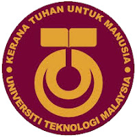 animated spinning utm logo berpusing