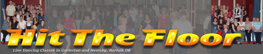 Hit The Floor Hemsby Line Dance Class