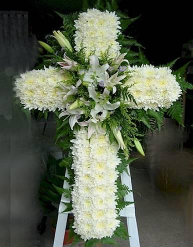 Hasil gambar untuk bunga salib duka cita