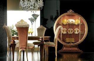mobiliário em cores neutras