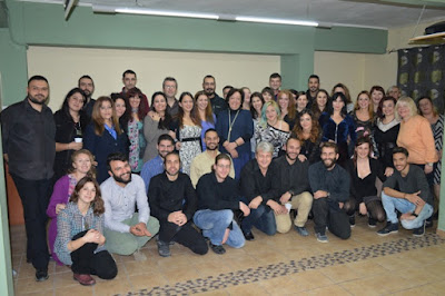 Βαρδάρης Θεσσαλονίκης: μια συνάντηση φιλοσοφίας με την πρόεδρο της Νέας Ακρόπολης Ελλάδας