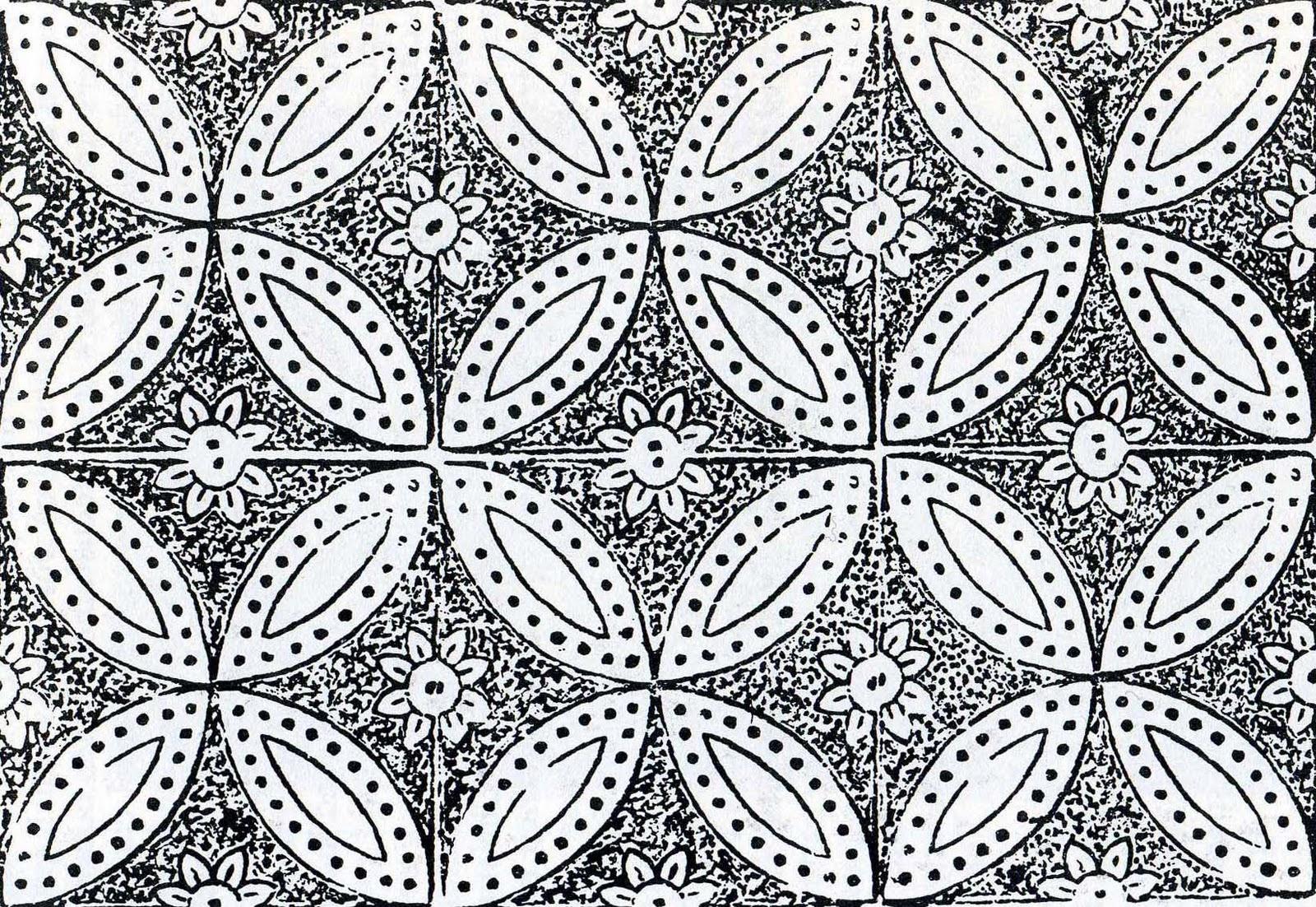Geometrical Framework Of Pattern