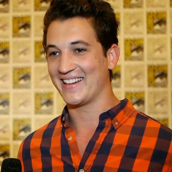 American Young  Actor Miles Teller Images