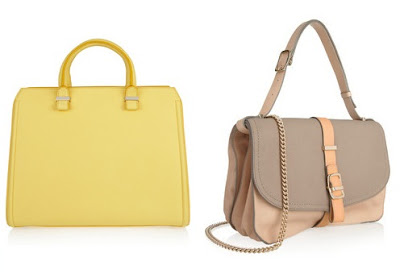 Victoria Beckham Spring 2012 Handbag Collection