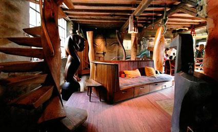 Wharton Esherick Museum Escape