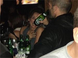 Виж как Стейтъм купонясва в софийска дискотека