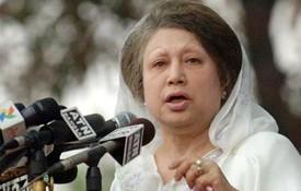:: ক্ষতিগ্রস্তদের সাহায্যে সরকারকে এগিয়ে আসার আহ্বান খালেদার ::