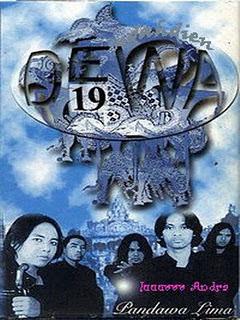 Dewa 19 album Pandawa Lima (1997)