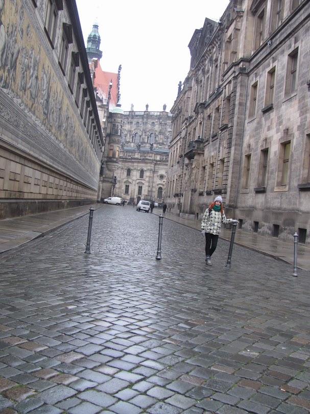 Дрезден, Эльба, путешествия