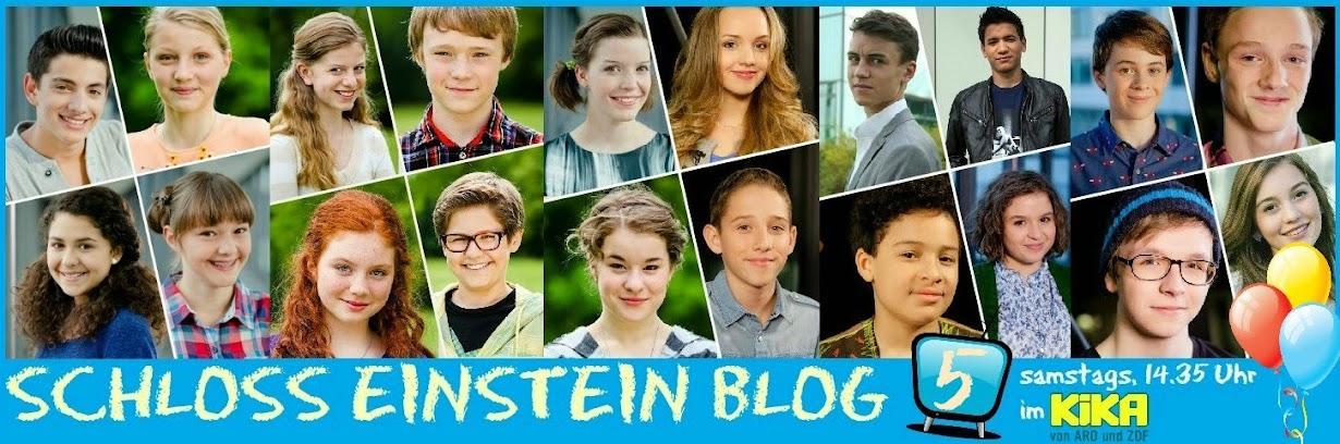 Schloss Einstein Blog