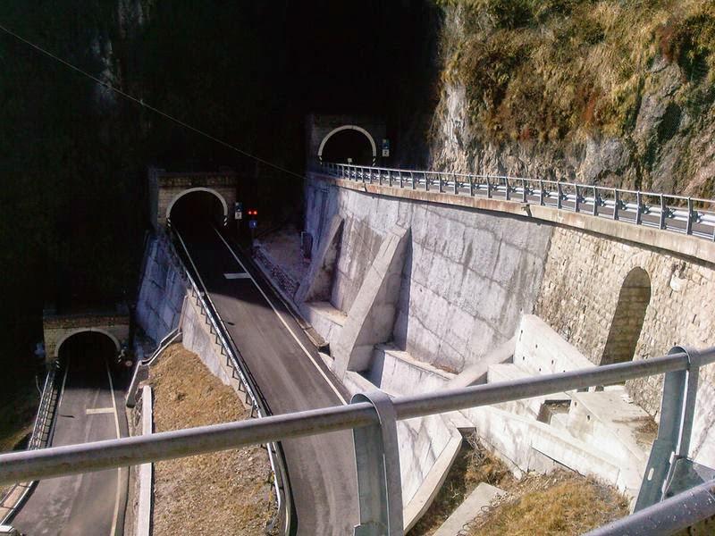 San Boldo Pass Italy