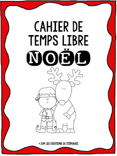 http://lescreationsdestephanief.blogspot.ca/2014/11/cahier-de-temps-libre-de-noel.html