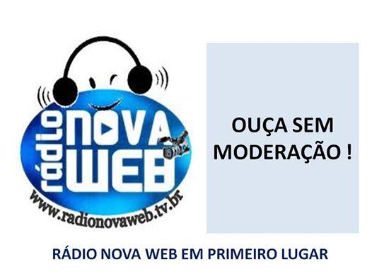 RÁDIO E TV NOVA WEB