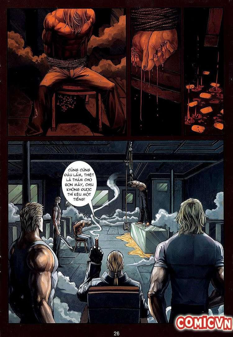 Cửu Long Thành Trại chap 32 - Trang 24