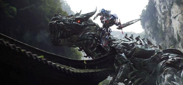 Trailer de Transformers 4: La Era de la Extinción