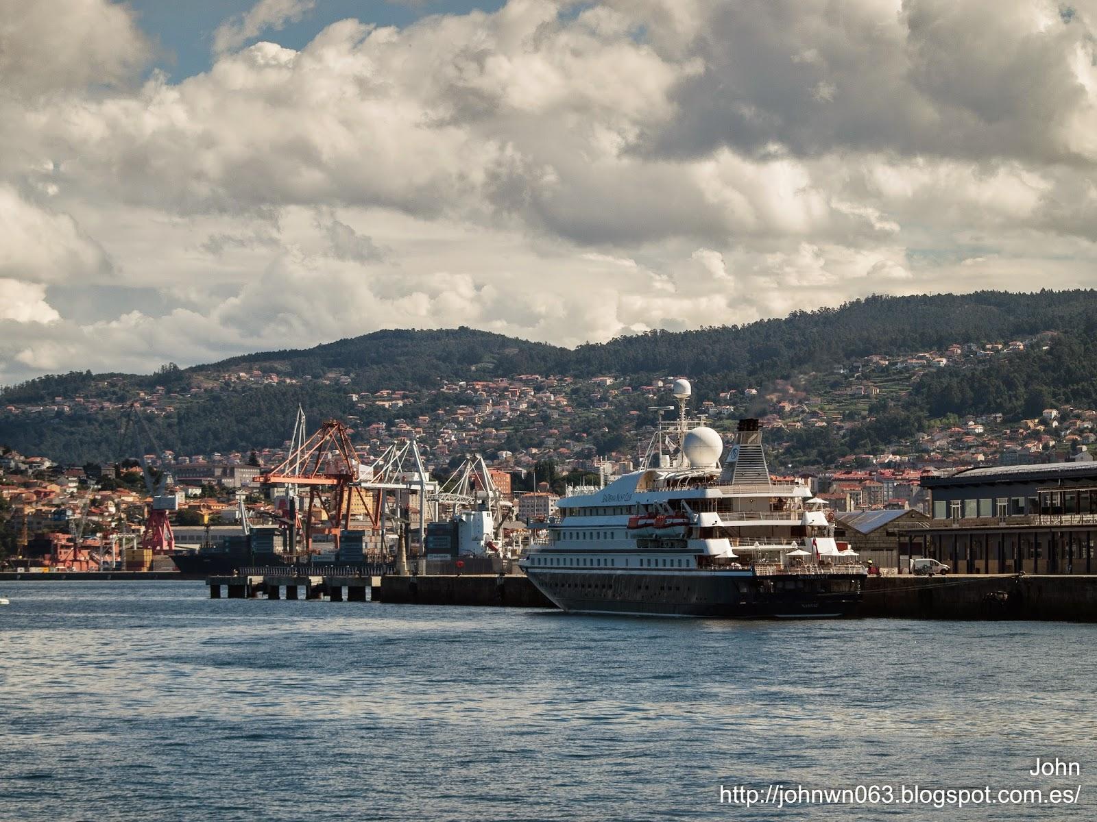 fotos de barcos, imagenes de barcos, sea dream, seadream club, vigo, crucero