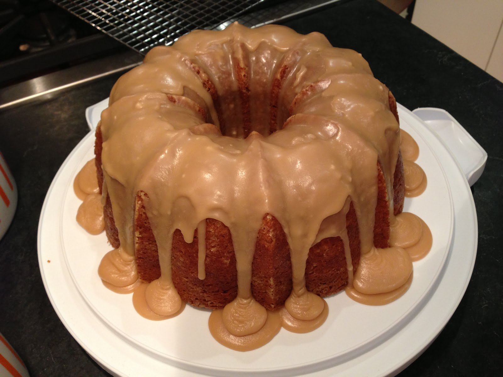 this rum cake is a labor of love compared to my go to rum cake which ...