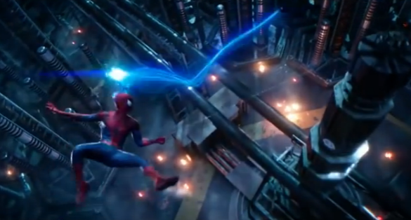 The Amazing Spiderman 2 New Trailers