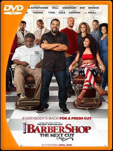 La Barbería 3 El Siguiente Corte DVDRip Latino