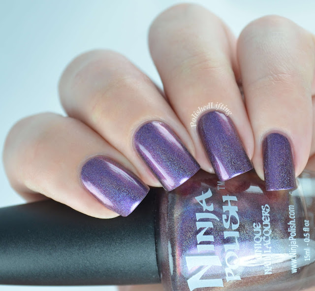 Ninja Polish Streaking Ninja Cosmoprof 2015 exclusive