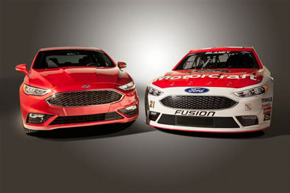 New Fusion Ready to Contend for #NASCAR Sprint Cup Series Championship in 2016