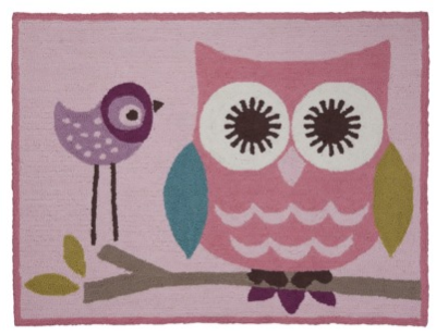 Lolli Living   Poppy Seed Baby Owl Rug Also From Target.com