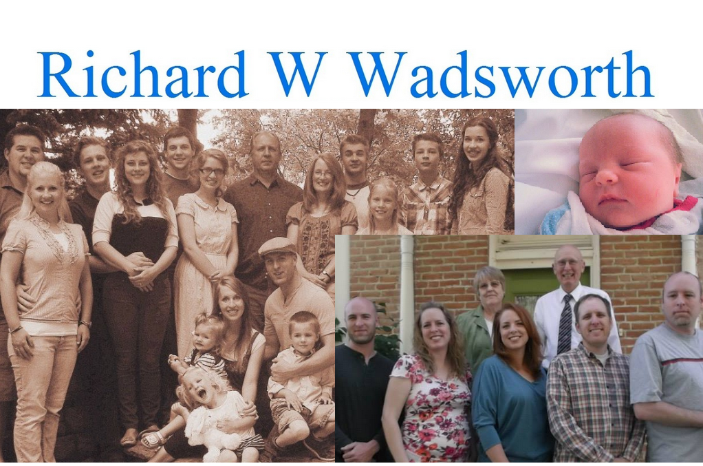 Richard W Wadsworth