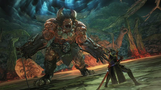 Toukiden: Kiwami Screenshot 1