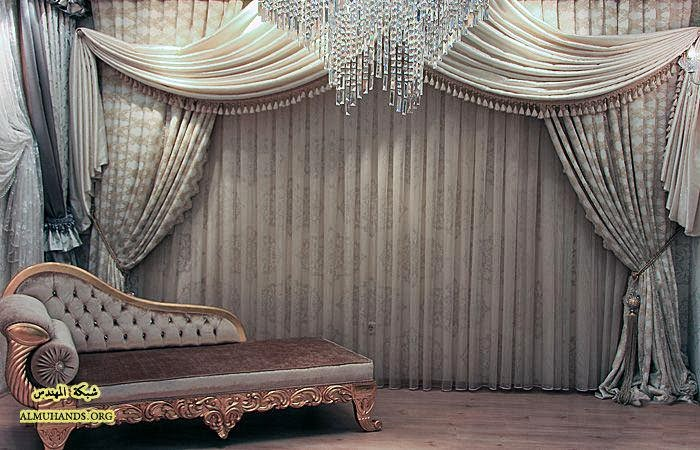 Living Room Design Ideas With Curtain Designs, Exclusive Luxury Drapes  Curtain Designs For Living Room