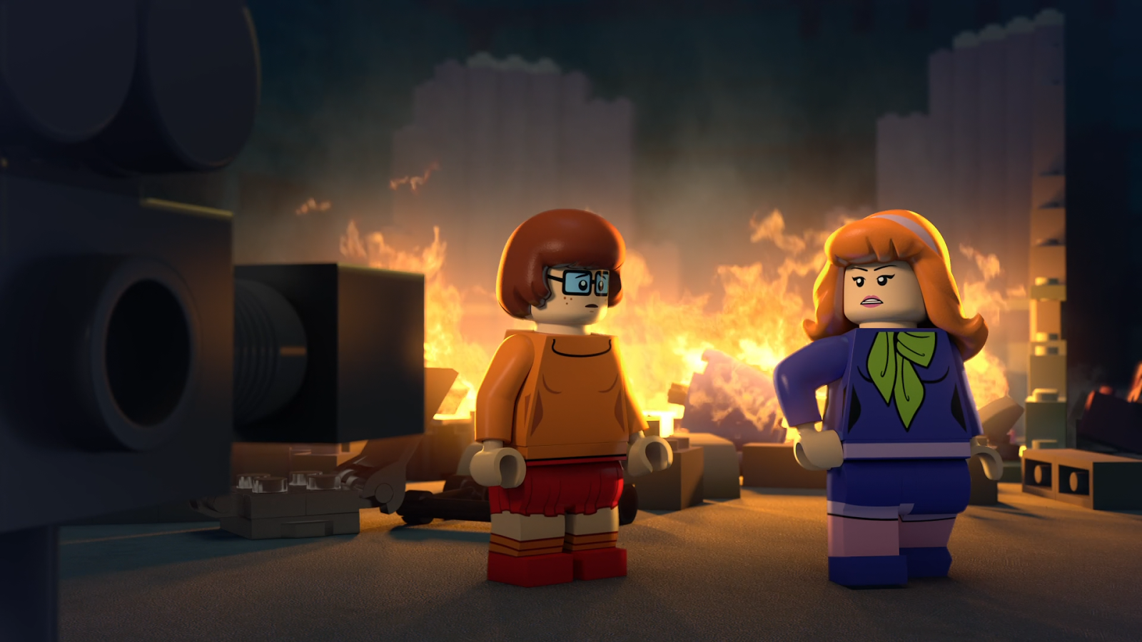 Lego Scooby-Doo Haunted Hollywood (2016)1080p
