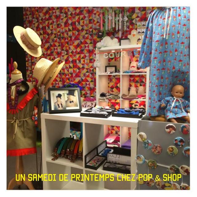 Family Concept Store bruxelles pop store enfant
