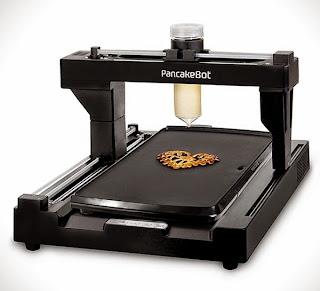 Printer Pancake