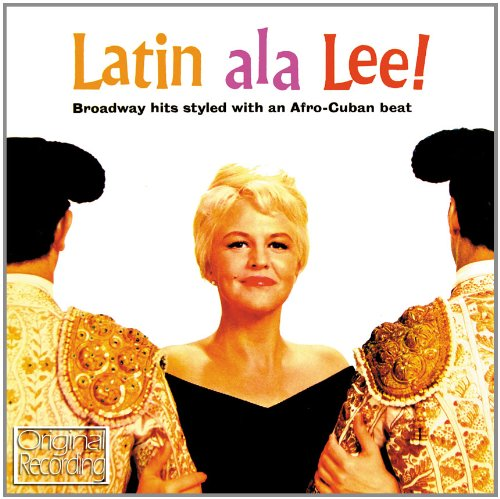 The Latin Cool Miss Lee